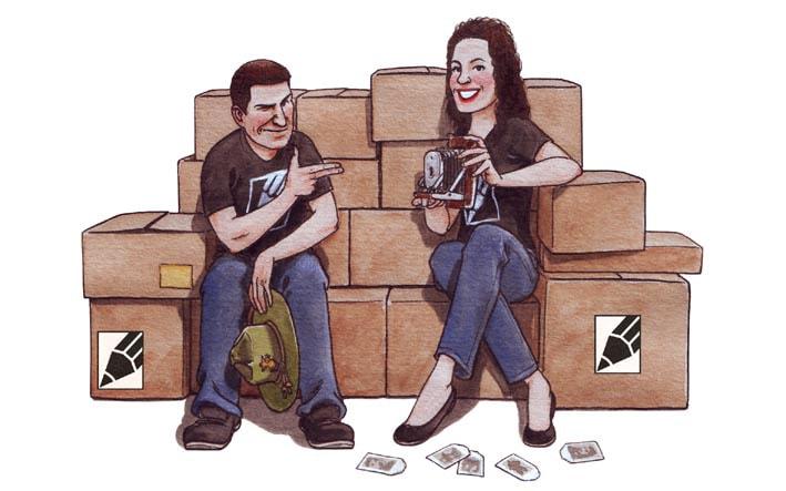 Somos Grafito Editorial y lo nuestro es el cómic
