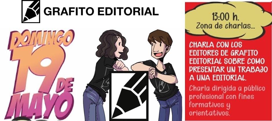 GRAFITO FESTIVAL DE CÓMIC DE ÚBEDA