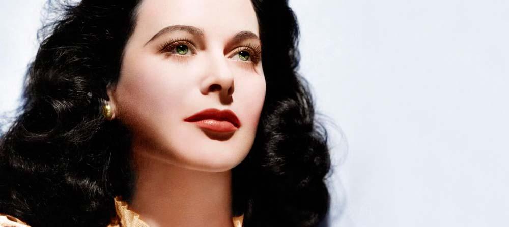 Hedy Lamarr. Inventora y actriz