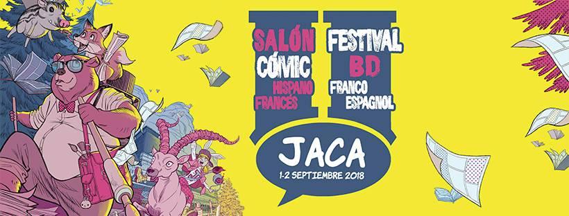 salon comic jaca